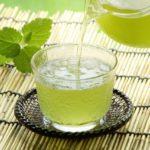 コレステロールを下げるのにお茶がいいって知ってた?